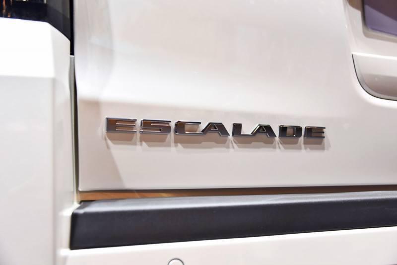 Geneva 2015 Gallery - Cadillac ATS-V and CTS-V + Euro-Spec Escalade Platinum 5