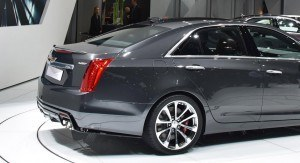 Geneva 2015 Gallery - Cadillac ATS-V and CTS-V + Euro-Spec Escalade Platinum 8