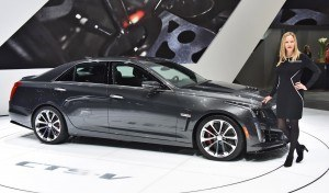 Geneva 2015 Gallery - Cadillac ATS-V and CTS-V + Euro-Spec Escalade Platinum 9