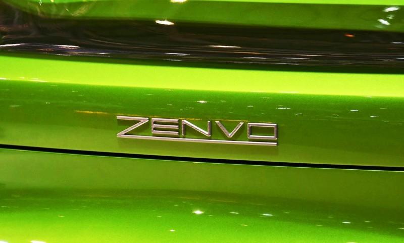 Geneva 2015 Gallery - ZENVO ST1 15