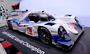 Geneva 2015 Showfloor - Toyota Rolls Out New Avensis + TS040 Hybrid Racecar Geneva 2015 Showfloor - Toyota Rolls Out New Avensis + TS040 Hybrid Racecar