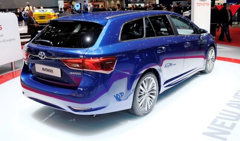 Geneva 2015 Showfloor - Toyota 10