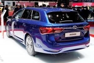 Geneva 2015 Showfloor - Toyota 12