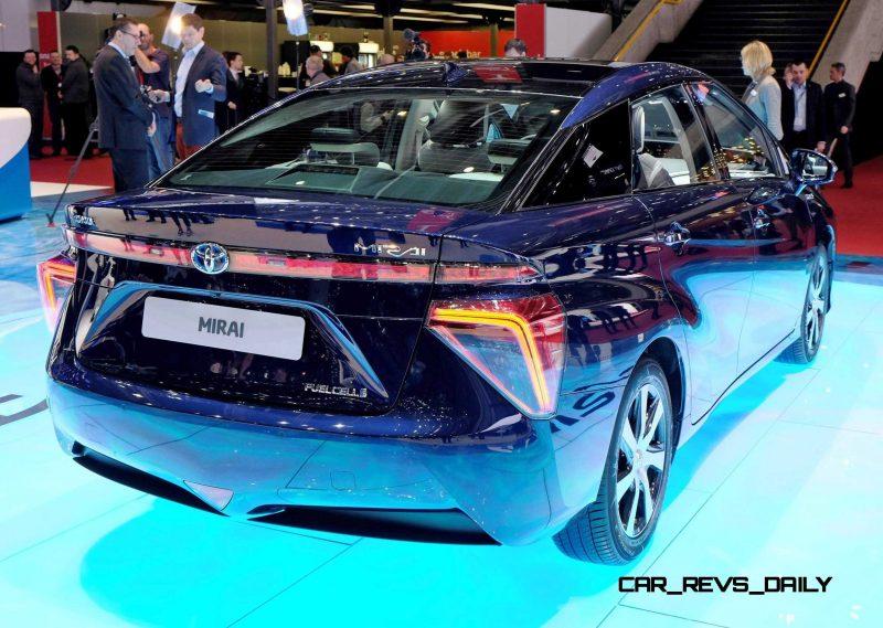 Geneva 2015 Showfloor - Toyota 13
