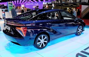 Geneva 2015 Showfloor - Toyota 14