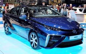 Geneva 2015 Showfloor - Toyota 15