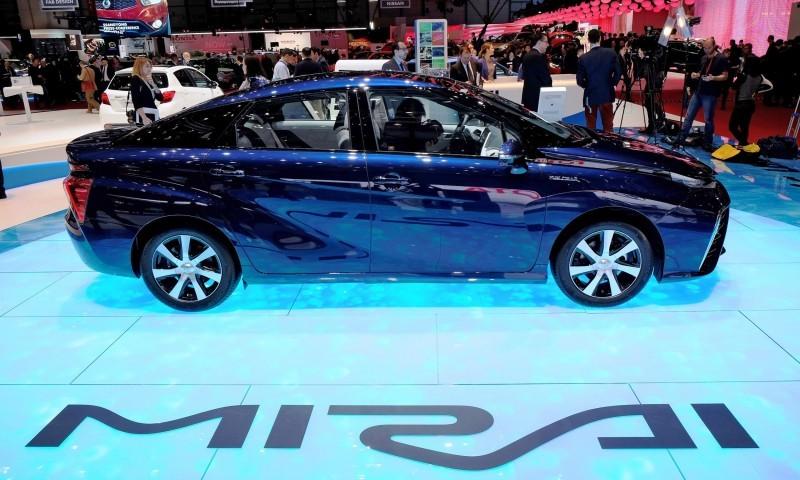 Geneva 2015 Showfloor - Toyota 16