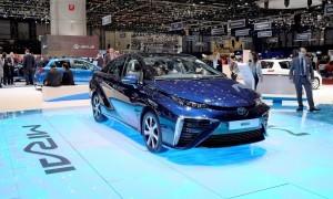 Geneva 2015 Showfloor - Toyota 17