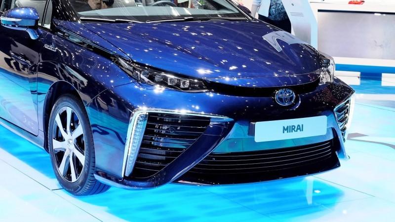 Geneva 2015 Showfloor - Toyota 18