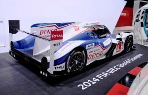 Geneva 2015 Showfloor - Toyota 2