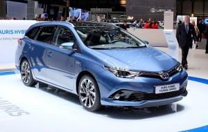 Geneva 2015 Showfloor - Toyota 20