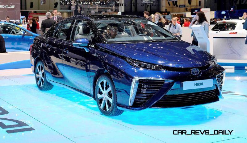 Geneva 2015 Showfloor - Toyota 21