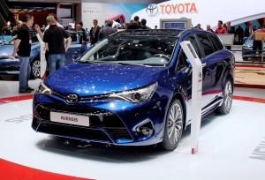 Geneva 2015 Showfloor - Toyota 5