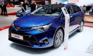 Geneva 2015 Showfloor - Toyota 6