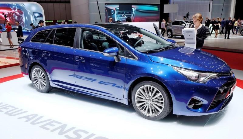 Geneva 2015 Showfloor - Toyota 7