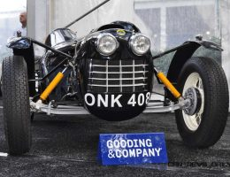 Gooding Amelia 2015 – 1951 Lotus Mk IIIB Was First-Ever Customer Lotus