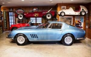 Gooding Amelia 2015 - 1967 Ferrari 275 GTB4 2