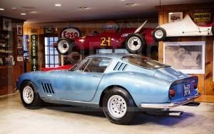 Gooding Amelia 2015 - 1967 Ferrari 275 GTB4 3