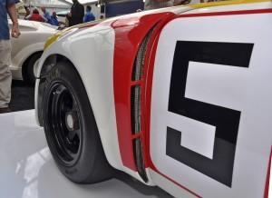 Gooding Amelia 2015 - 1974 Porsche 911 Carrera 3