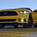 HD Road Test Review - 2015 Ford Mustang EcoBoost in Triple Yellow with Performance Pack 226