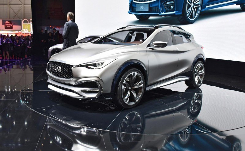 INFINITI Q60 and QX30 Concepts Are Embarrassing Jokes 1