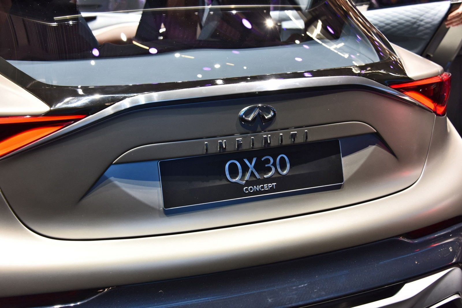 INFINITI Q60 and QX30 Concepts Are Embarrassing Jokes 8