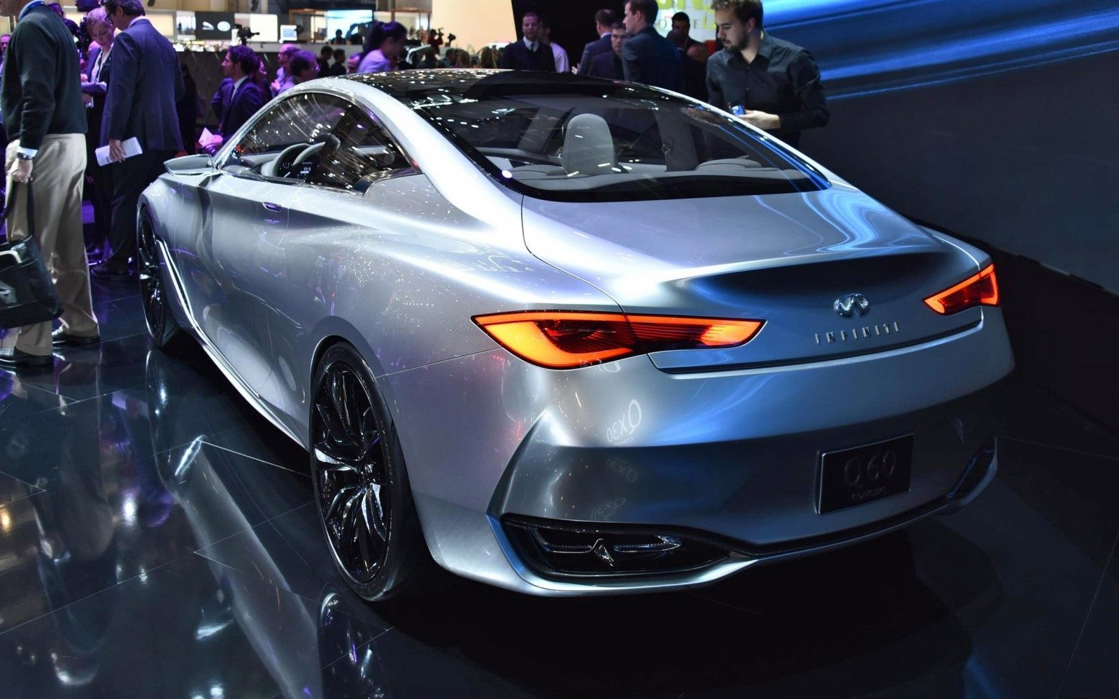 INFINITI Q60 and QX30 Concepts Are Embarrassing Jokes 9