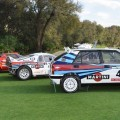 LANCIA Rally Reunion - Stratos, Integrale, Fulvia and 037 Together for Amelia 2015