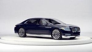 Lincoln Continental Concept 19