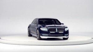 Lincoln Continental Concept 26