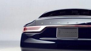 Lincoln Continental Concept 28