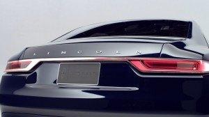 Lincoln Continental Concept 30