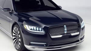 Lincoln Continental Concept 37