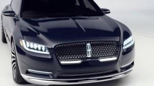 Lincoln Continental Concept 39