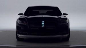 Lincoln Continental Concept 43