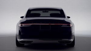 Lincoln Continental Concept 49