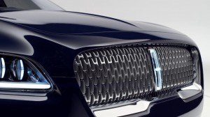 Lincoln Continental Concept 61