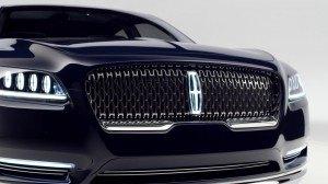 Lincoln Continental Concept 64