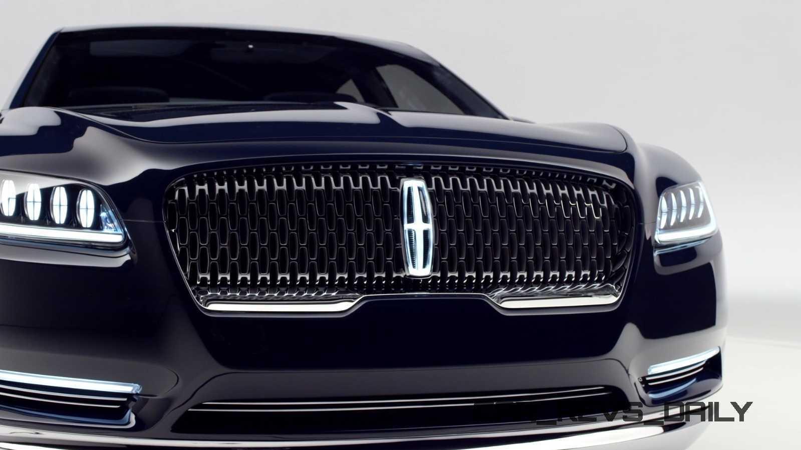 2015 Lincoln Continental Concept
