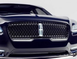 2015 Lincoln Continental Concept Paves Way for SuperLux 2017 MKS Variant