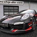 McChip DKR Porsche 991 Turbo S Shows Off Stage-3 Performance Tune