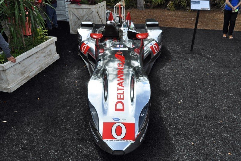 Panoz DeltaWing 10
