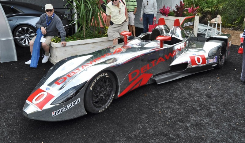 Panoz DeltaWing 19