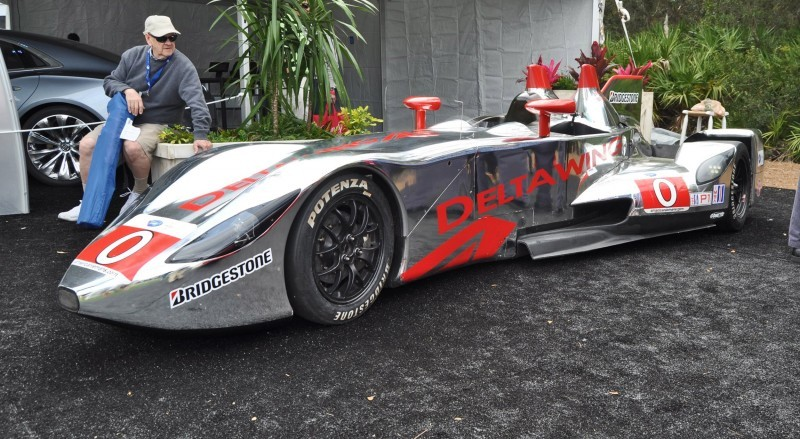 Panoz DeltaWing 20