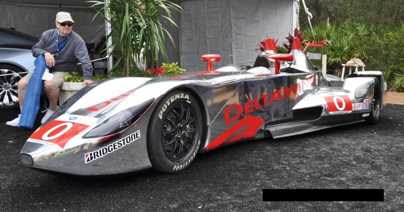Panoz DeltaWing 21