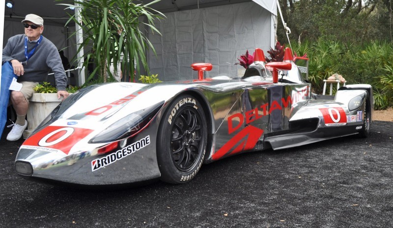 Panoz DeltaWing 22