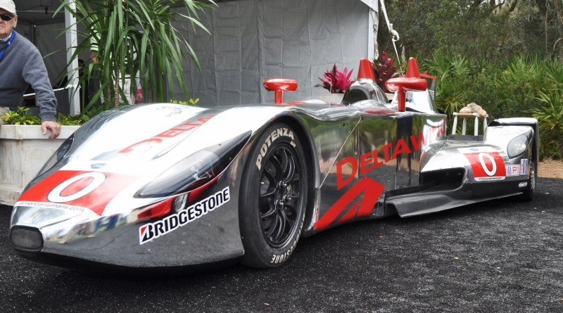 Panoz DeltaWing 23