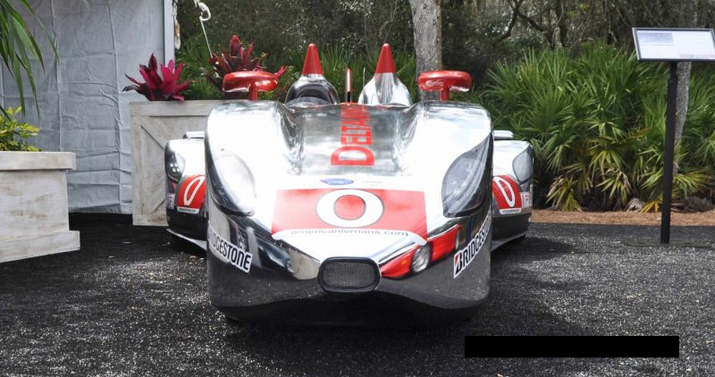 Panoz DeltaWing 6