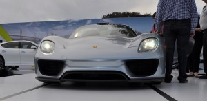 Porsche 918 Spyder 60
