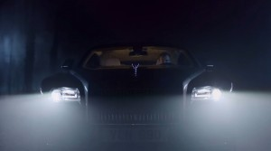 Rolls-Royce WRAITH 'And The World Stood Still' Film Stills 10